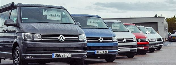 06f69127e4 How to buy a used camper van