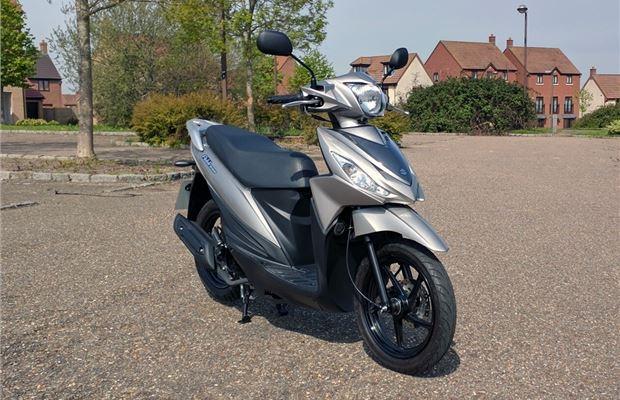 Review Suzuki Address 110 2016 Product Reviews Honest