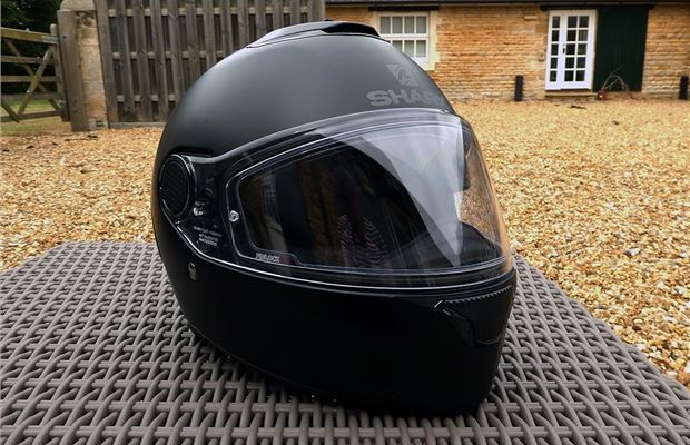 Review Shark Spartan Helmet Product Reviews Honest John