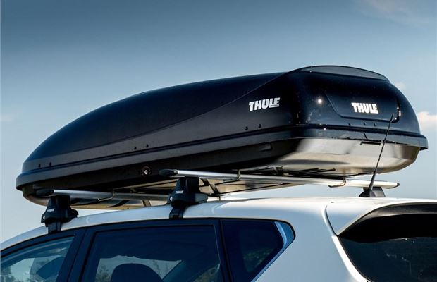 review thule ocean roof box product reviews honest john. Black Bedroom Furniture Sets. Home Design Ideas