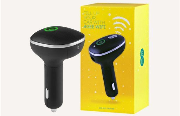 Car Wifi: Review: EE In-car WiFi