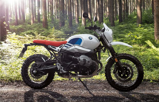 review  bmw r nine t urban g  s