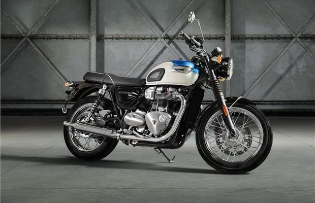Review Triumph Bonneville T100 Product Reviews Honest John