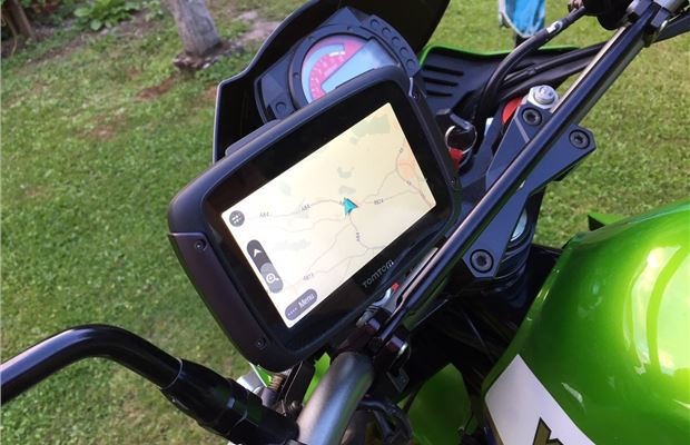 f7a41cb0106d0c Review: TomTom Rider 550 | Product Reviews | Honest John