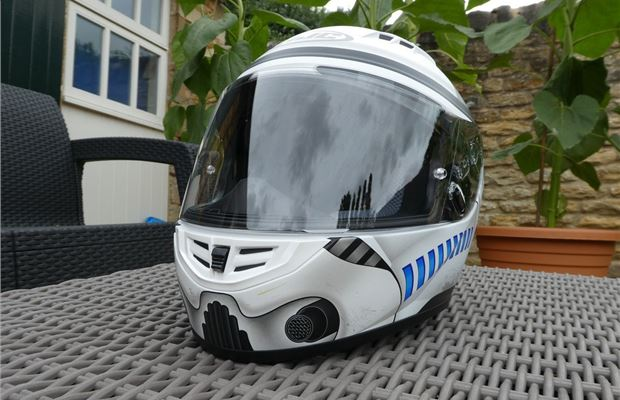 Review Hjc Cs R3 Stormtrooper Helmet Product Reviews