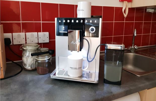 Review Melitta Ci Touch Coffee Machine Product Reviews