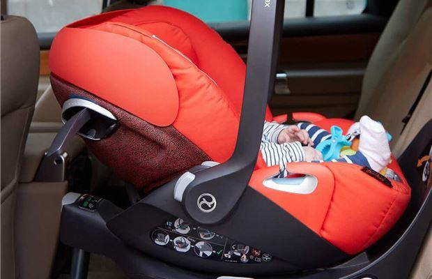 Cybex Car Seat Remove From Pram - Velcromag