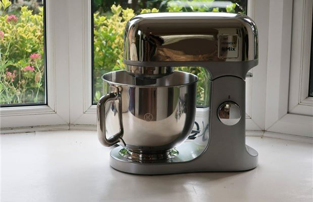Review Kenwood Kmix Chrome Collection Kmx760 Product