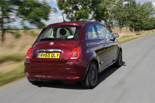 FIAT 500 2008 - Car Review - Good & Bad   Honest John