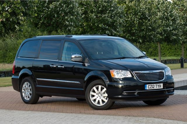 2007 chrysler grand voyager ltd