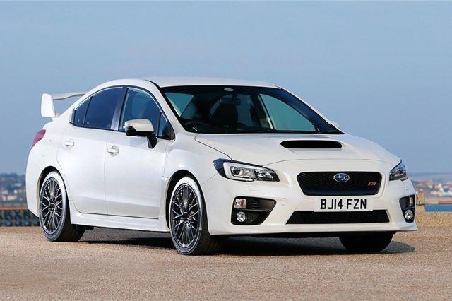 Review Subaru Wrx Sti 2014 2018 Honest John