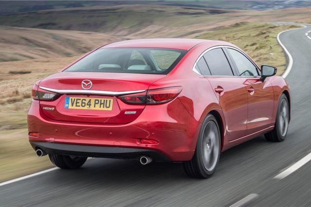 Review Mazda 6 2013 Honest John