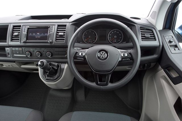 Volkswagen T6 Transporter 2015 - Van Review | Honest John