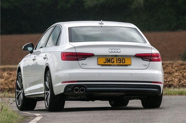 Audi A4 2015 Car Review Honest John