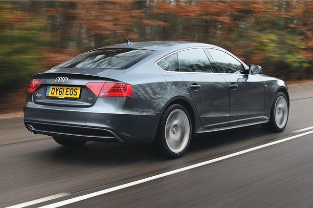 Audi A5 Sportback 2009 - Car Review | Honest John