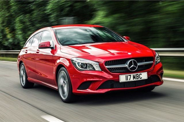 Mercedes Benz Cla Shooting Brake 2015 Car Review Honest John