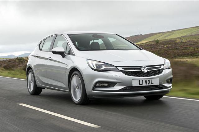 Review Vauxhall Astra 2015 Honest John
