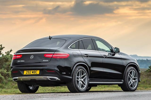 Mercedes Gle Coupe >> Review Mercedes Benz Gle Coupe 2015 2019 Honest John
