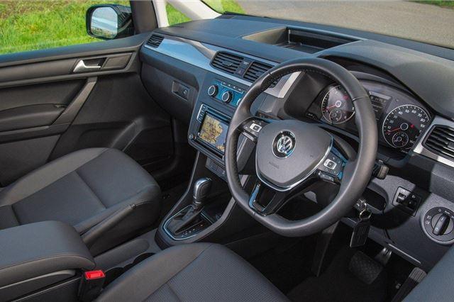 Volkswagen Caddy Life 2015 Van Review Honest John