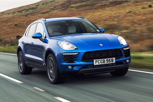 Review Porsche Macan 2014 Honest John
