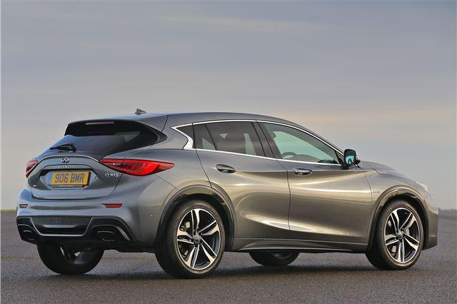 Infiniti Q30 2015 - Car Review | Honest John