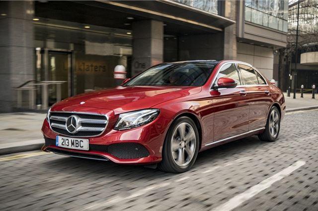 1f3a8ba646 Mercedes-Benz E-Class 2016 - Car Review