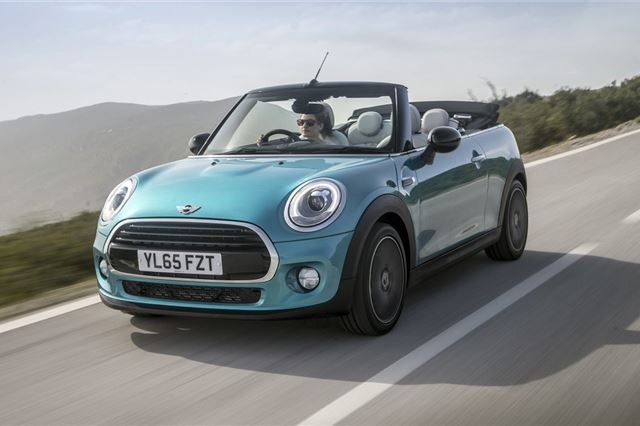 Mini Convertible 2016 Car Review Honest John