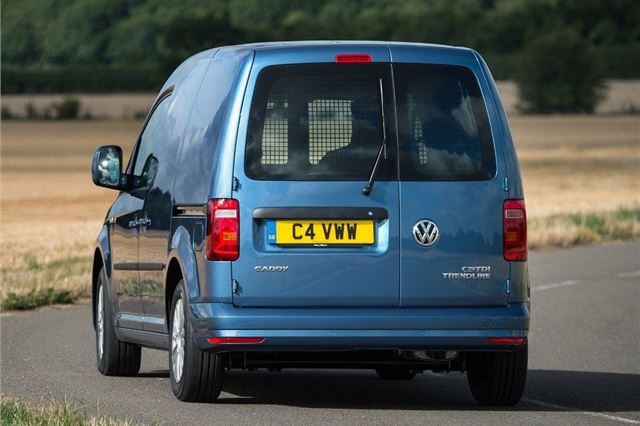 what is adblue vw caddy
