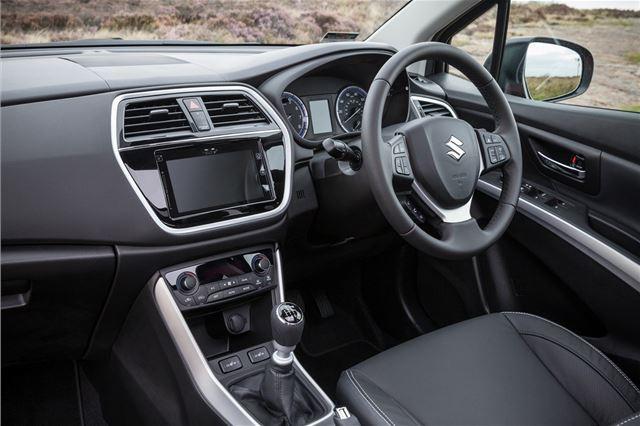 Suzuki SX4 S-Cross 2013 - Car Review - Good & Bad   Honest John