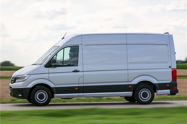 Vw Crafter 2017 Problems
