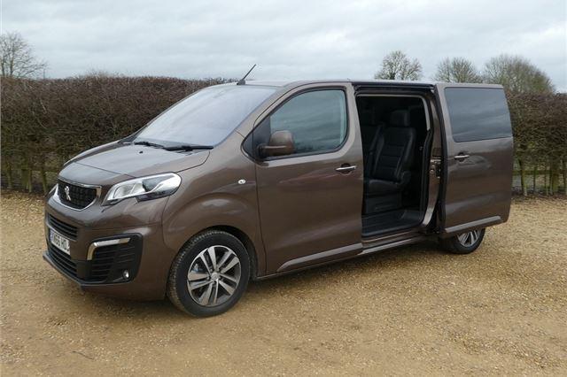 d9c88b5a2 Peugeot Traveller 2016 - Van Review | Honest John