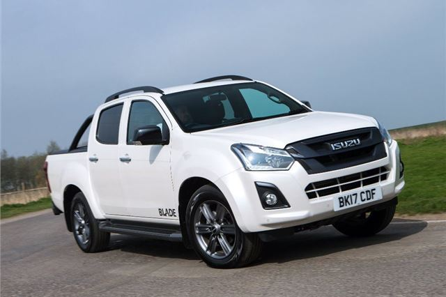 Isuzu D-Max 2012 - Van Review | Honest John