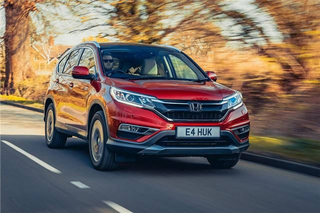Honda CR-V 2012 - Car Review | Honest John