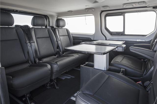 Renault Spaceclass 2017 Van Review Honest John