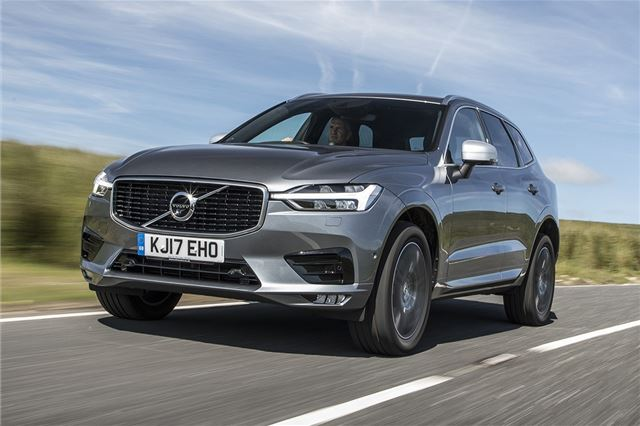 Volvo XC60 2017 - Car Review - Model History | Honest John