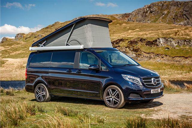 0b2925ab55 Mercedes-Benz Marco Polo 2015 - Van Review