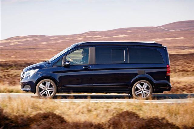 13594642f2 Mercedes-Benz Marco Polo 2015 - Van Review