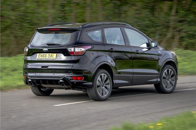 Ford Kuga 2013 - Car Review - Good & Bad   Honest John