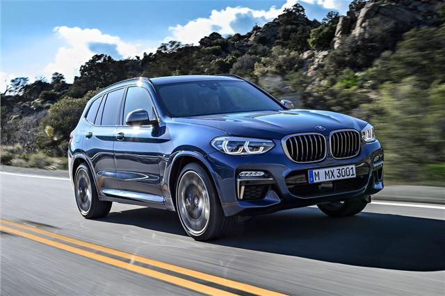Bmw X3 2018 Car Review Honest John