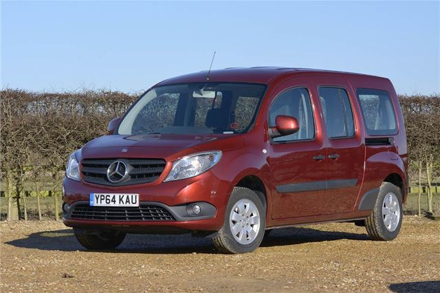 Review Mercedes Benz Citan Tourer 2015 Honest John