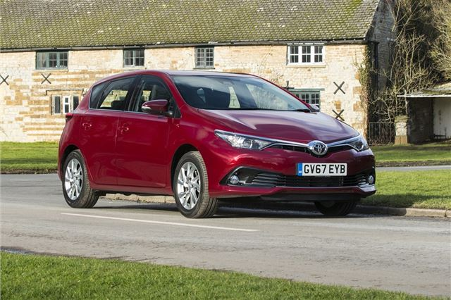 Toyota Auris 2013 Car Review Honest John