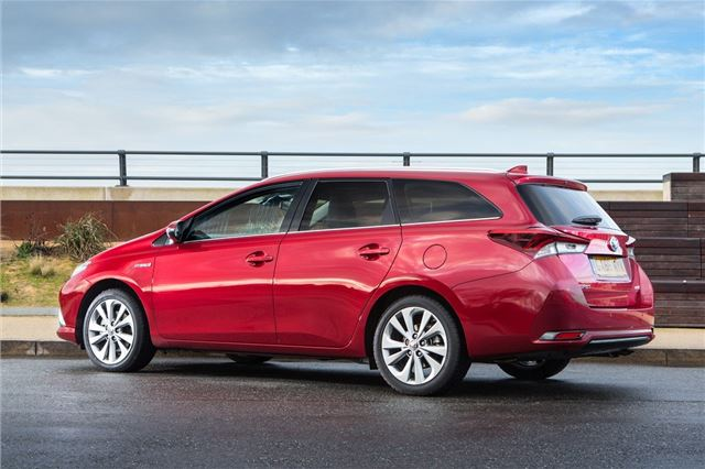 Toyota Auris Touring Sports 2013 Car Review Honest John