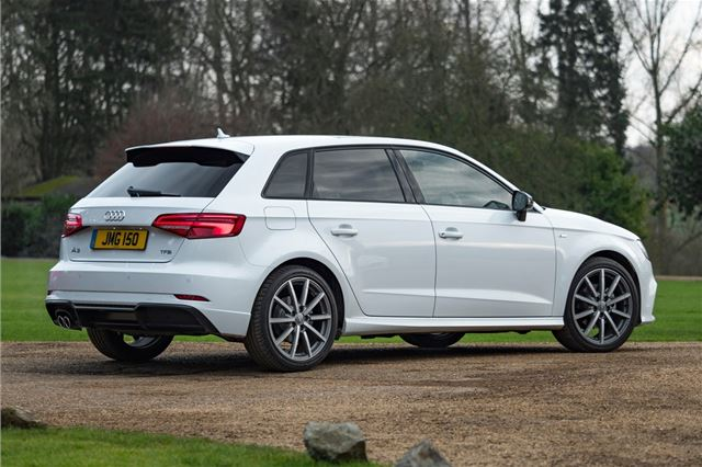 Review Audi A3 Sportback 2013 Honest John