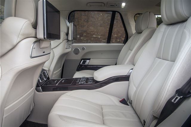 Land Rover Range Rover 2013 - Car Review - Good & Bad