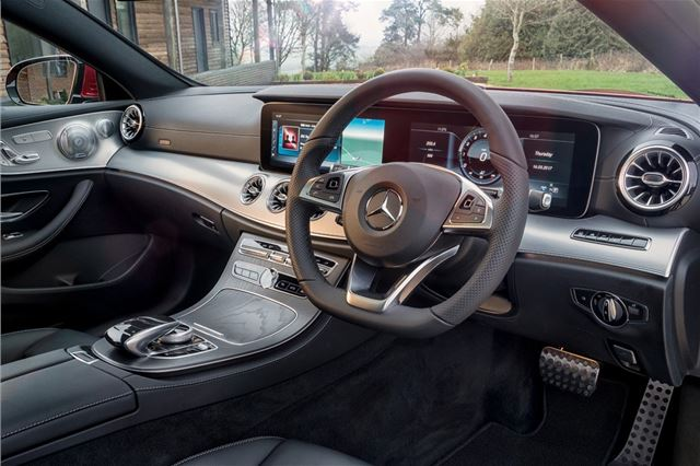 Review Mercedes Benz E Class Coupe 2017 Honest John