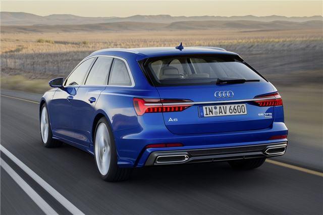 Audi A6 Avant 2018 Car Review Honest John