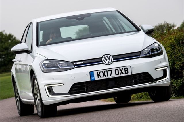 Volkswagen E Golf 2014 Car Review Honest John