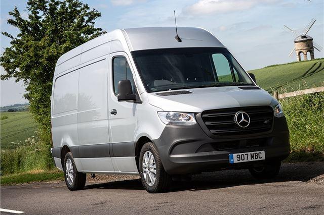 978799d238 Mercedes-Benz Sprinter 2018 - Van Review