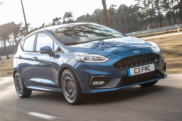 Ford Fiesta St 2018 Car Review Honest John