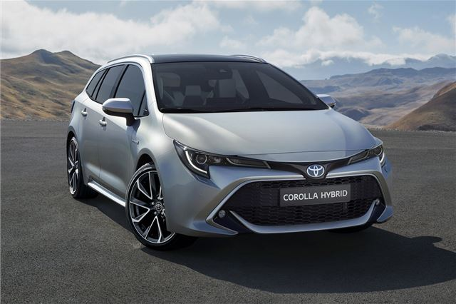 Toyota Corolla Touring Sports 2019 Car Review Honest John